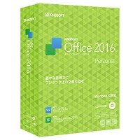 キングソフト KINGSOFT Office 2016 Personal パッケージCD-ROM版 KINGSOFTOFFICE2016PERPNWC [KINGSOFTOFFICE2016PERPN...
