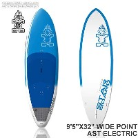 2016 STARBOARD 9'5X32 WIDE POINT AST ELECTRIC スターボード ワイドポイント SUP パドルボード お取り寄せ商品
