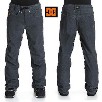 2016■DC■RELAY PANT■ANTHRACITE■Exotex 10K■