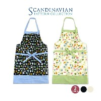 SPC(Scandinavian Pattern Collection)親子エプロン(大人用) 日本製 n0220 5P01Oct16 【ゆうパケット対応商品】