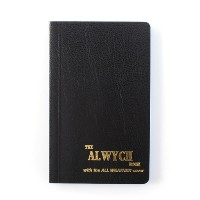【LABOUR AND WAIT】H203 ALL WEATHER NOTEBOOK【ビショップ/Bshop】