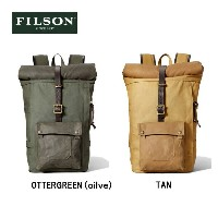 【FILSON/フィルソン】 バックパック Roll-Top Backpack 70388 日本正規品