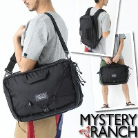 MYSTERY RANCH ミステリーランチ EXPANDABLE 3 WAY BRIEFCASE エクスパンダブル3ウェイブリーフケース 新ロゴ リュック デ...