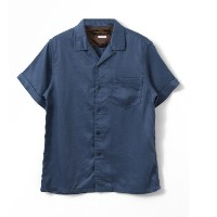 UR FREEMANS SPORTING CLUB JP LYOCELL CHINO BOX SHIRTS SHORT-SLEEVE【アーバンリサーチ/URBAN RESEARCH】