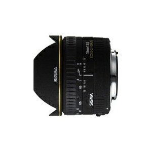 シグマ 15mm F2.8 EX DG DIAGONAL FISHEYE ニコン
