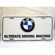 ☆BMW ULTIMATE DRIVING MACHINE☆CMプレート☆