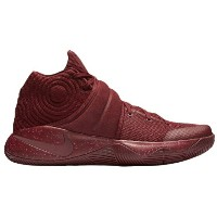 "Nike Kyrie 2 ""Red Velvet""メンズ Team Red/Pure Platinum/Black ナイキ バッシュ カイリー2"