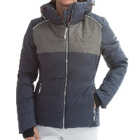 フェニックス Phenix レディース スキー ウェア【Phenix Orchid Down Ski Jacket - Waterproof】Indigo
