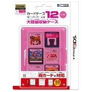 HORI カードケース12 for ニンテンドー3DS ピンク 3DS117 [3DS117]
