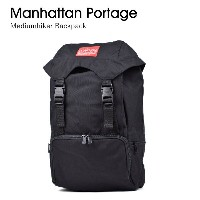 Manhattan Portage マンハッタンポーテージmedium hiker backpack 3 2123