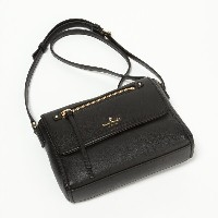 ケイトスペード ショルダーバッグ KATE SPADE PWRU4841 001 BLACK 【Cobble Hill】mini toddy