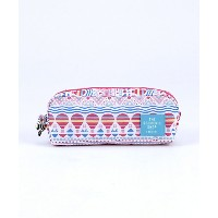 THE SOUVENIR SHOP_ANNA SUI  横長ポーチ(バルーン)(80320010) レッド バッグ~~セカンドバッグ・ポーチ