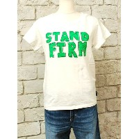 【55%OFF】【sale セール】PACIFIC PARK STORE(パシフィックパークストア)スラブ天竺半Tee STAND FIRM pps-20329【ネコポス便は1枚まで】【あす楽対応】