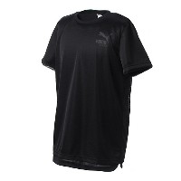 プーマ PUMA X X-LARGE LAYERED TEE メンズ Black