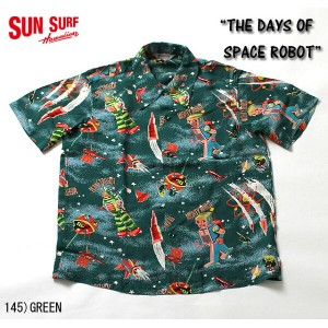 """No.SS37257 SUN SURF サンサーフSPECIAL EDITION""""THE DAYS OF SPACE ROBOT"""""""