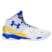 """Under Armour Curry 2 """"Gold Rings""""メンズ White/True Royal アンダーアーマー バッシュ カリー2 Stephen Curry ステフィン・カリー"""