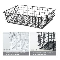 PANTRY BASKET フラットge-a097