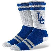 スタンス Stance インナー ソックス【Stance x MLB Men Los Angeles Dodgers Socks 】