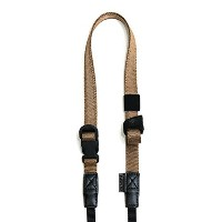 diagnl(ダイアグナル) Ninja Camera Strap 15mm Coyote Brown