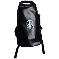 MANA SURF CO(マナ サーフ) WATER PROOF BACK PACK BLACK M37
