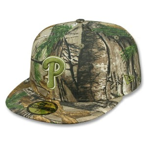 NEW ERA PHILADELPHIA PHILLIES 【MLB TEAM-BASIC/REALTREE CAMO】 ニューエラ フィラデルフィア フィリーズ 59FIFTY FITTED...