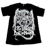 THE BLACK DAHLIA MURDER ブラックダリアマーダーTHAT CANNOT DIE WHICH ETERNALLY IS DEAD オフィシャル バンドTシャツ【あす楽...