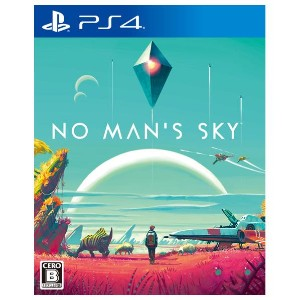 SIE No Man's Sky【PS4】 PCJS50009 [PCJS50009]