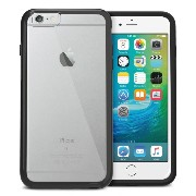 【日本正規代理店品】OtterBox Symmetry Clear シリーズ for iPhone 6s Plus/6 Plus ブラック/クリア (BLACK CRYSTAL) OTB-PH-000...