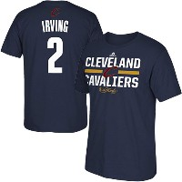 2016 NBAファイナル シューターTシャツ カイリー・アービング キャバリアーズ adidas Cleveland Cavaliers Kyrie Irving 2016 NBA Finals...