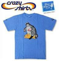 Crazy Shirts(クレイジーシャツ) S/S Tee @BLUE HAWAII DYED[2008070] HAVE A NICE DAY クリバンキャット 半袖 Tシャツ HAWAII...
