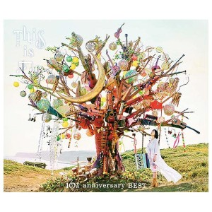エイベックス 絢香 / THIS IS ME 〜絢香 10th anniversary BEST〜 【CD】 AKCO-90045/7 [AKCO90045]