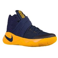 (取寄)NIKE ナイキ メンズ バスケットシューズ カイリー 2 Nike Men's Kyrie 2 Midnight Navy University Gold University Red