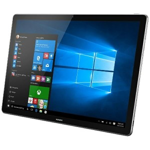 【送料無料】 HUAWEI Windows 10タブレット [12.0型・Core M5・SSD 128GB・メモリ 4GB] MateBook グレー HZ-W19-4G-128G-GRAY ...