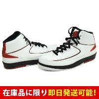 ジョーダン JORDAN AIR 2 QF ナイキ Nike White Black-Varsity Red