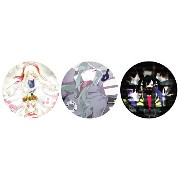 【1stPLACE】KAGEROU PROJECT メカクシティデイズ 缶バッチセット A (3個)[グッズ]