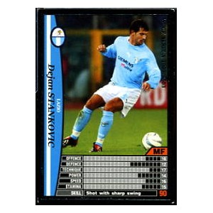 [WCCF]SERIE A 2002-2003Ver.1 140/288「デヤン・スタンコヴィッチ」黒カード【中古】