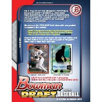MLB 2015 BOWMAN DRAFT BASEBALL HOBBY