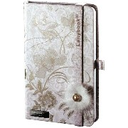 New!Lany book【PHENOMENAL FLUFFY】イタリアから新しいノートの風。A6(90×140mm)192ページ【Made in italy】【バンドのボ...