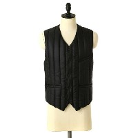 Rocky Mountain Featherbed (ロッキーマウンテンフェザーベッド) / Down Vest / Six Month Down Vest/V-NECK BLK( ダウン ベスト)450...