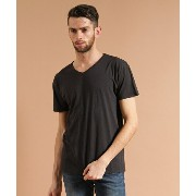 【Nudie Jeans(ヌーディージーンズ)】LOOSE TEE V NECK Tシャツ
