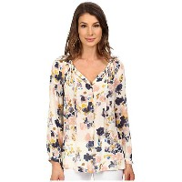 Lucky Brand Soft Floral Top