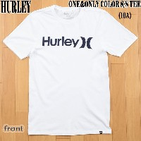 HURLEY/ハーレー メンズ半袖Tシャツ ONE & ONLY COLOR 10A WHITE PREMIUM TEE 男性用 S/S T-SHIRTS_02P01Oct16