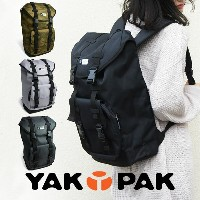 YAKPAK ヤックパック リュック リュックサック バックパック デイパック レディース メンズ YP2043 送料無料 母の日 新生活 入学祝い 就職祝い 誕生日 プレゼント ギフト...