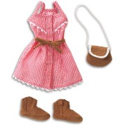 コロール ドールファッション Corolle Les Cheries Sunny Days Dress Set