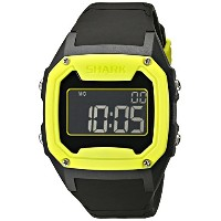 フリースタイル 腕時計 メンズ 時計 シャーク Freestyle Men's 101993 Shark Oversize Case Digital Retro Digital Black Watch