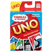 きかんしゃトーマス ウノ カードゲーム Thomas and Friends My First UNO King Size Card Game