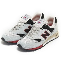 【NEW BALANCE】 ニューバランス [made in UK] M577GKR 16FW ABC-MART限定 *GRAY/RED(GKR)