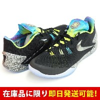 ジェイムス・ハーデン NIKE HYPERCHASE AS ナイキ Nike Black Silver Ice-Clearwater