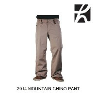 2014 HOLDEN ホールデン パンツ MOUNTAIN CHINO PANT DARK KHAKI