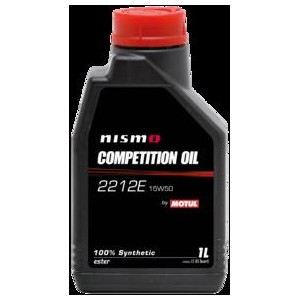 MOTUL NISMO COMPETITION OIL type 2212E【メール便不可】